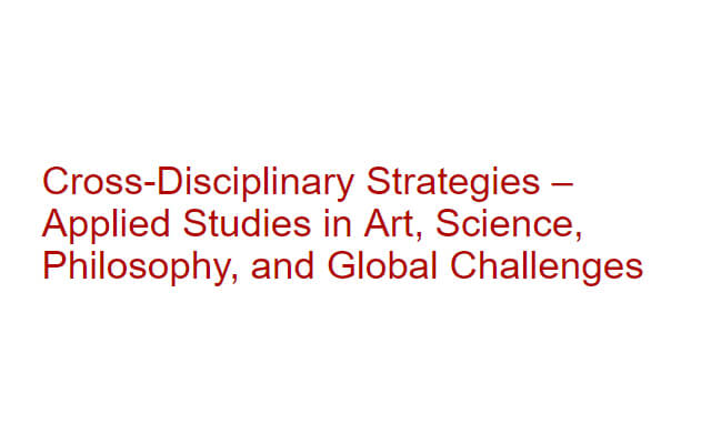 Cross-Disciplinary Strategies at the University of Applied Arts Vienna