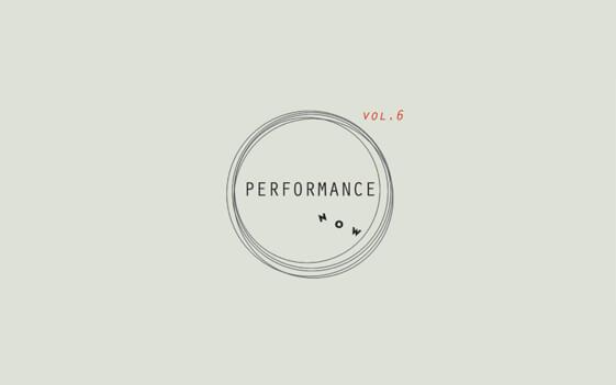 Συμμετοχή του Β. Ψαρρά στο συμπόσιο PERFORMANCE NOW VOL. 6 «Επιτελεστικές μεθοδολογίες και αστικό τοπίο» [Φλώρινα, 13/4/19]