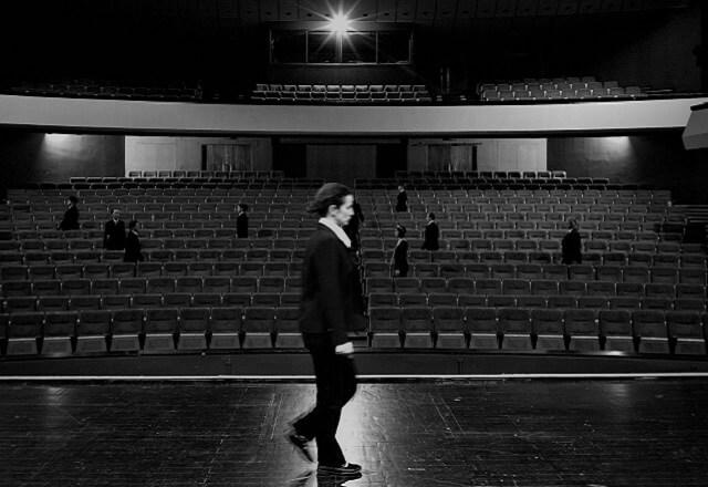 Συμμετοχή των Α. Λουφόπουλου και Ν. Κόκκαλη στην παράσταση «Caesium 133» του ΔΗΠΕΘΕ Κέρκυρας  [Κέρκυρα, 11-14/4/19]