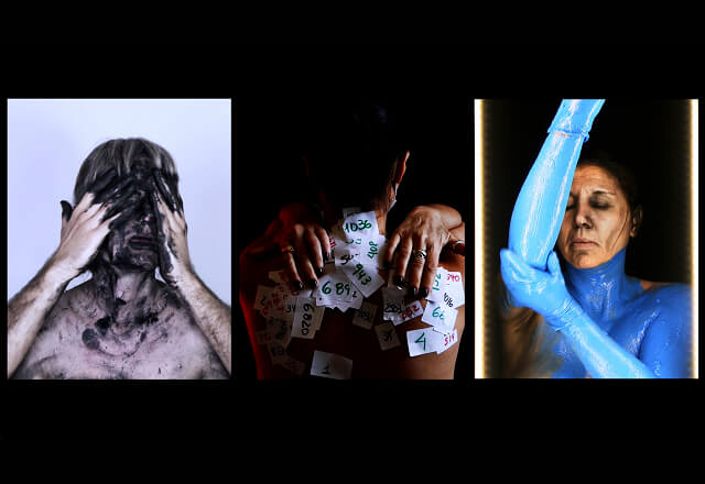 GOLEM: online collective performance event - supported by InArts