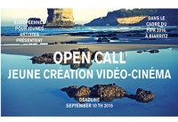 OPEN CALL YOUNG CREATION VIDEO CINEMA IN THE FRAME OF FIPA 2016