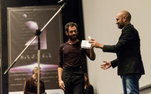 Ειδική Μνεία στο μέλος του εργαστηρίου InArts Γ. Νικόπουλο για το «The Ox» στο 24o Διεθνές Φεστιβάλ Κινηματογράφου της Αθήνας