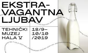Guest speaker Dalila Honorato at the festival Extravagant Bodies in Croatia